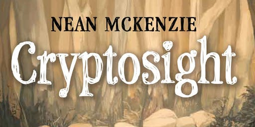 November Middle Grade Book Club - Cryptosight (AUTHOR ATTENDING)