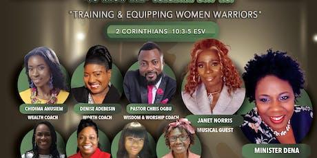 "W.o.w.w.w.w 2019 Conference ""To Know Him"" Jeremiah 24:7 ""Training & Equipping Women Warriors"" 2 Corinthians 10:3-5  tickets"