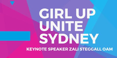 Girl Up Unite Sydney tickets