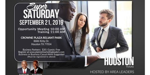 Super Saturday Houston
