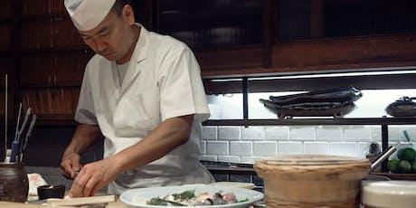 Fukuoka's Sushi Naniwa Omakase Dinner at Sake Central tickets