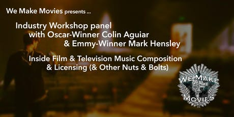 Industry Workshop w/ Colin Aguiar & Mark Hensley tickets