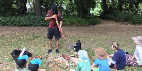 Aboriginal Plant Use - School Holiday Program - Sept/Oct 2019. tickets