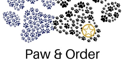 "Paw & Order's ""Barks, Brews & Bingo"" Fall 2019 Event"