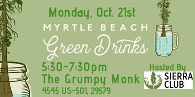 Myrtle Beach Green Drinks with Sierra Club - Winyah Group