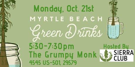 Myrtle Beach Green Drinks with Sierra Club - Winyah Group tickets