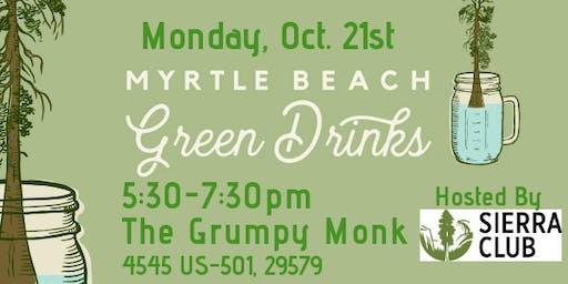 Myrtle Beach Green Drinks with Sierra Club - Winyah Group