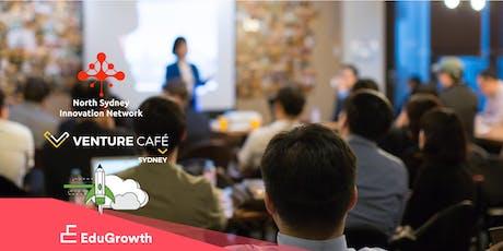 Discover & celebrate EdTech entrepreneurship at Venture Cafe tickets
