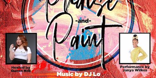 Praise & Paint w/ Queen Nek