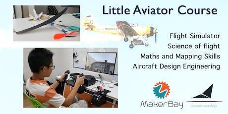 Flight sim & aircraft design @MakerBay Tickets, Multiple