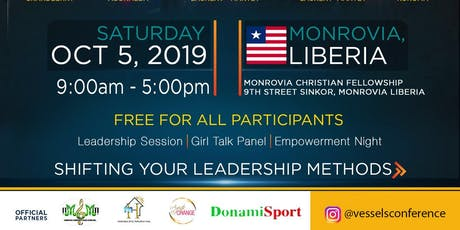 Vessels Leadership Shift Liberia  tickets