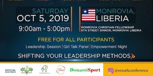 Vessels Leadership Shift Liberia