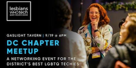 Lesbians Who Tech & Allies DC Meet Up tickets