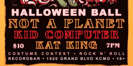 Netfl!x &Thrill Halloween Ball with Not A Planet, Kid Computer and Kat King tickets