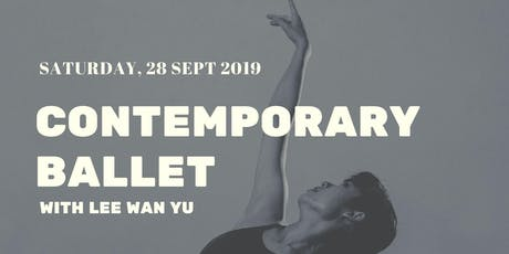 Contemporary Ballet Workshop @ Funan Mall tickets