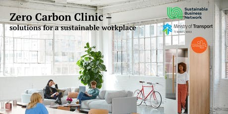 Zero Carbon Clinic – solutions for a sustainable workplace tickets