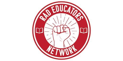 RAD Educators Network Salon