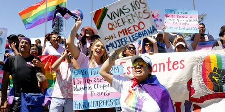 William's Story: Fighting for Queer & Transgender Rights in El Salvador tickets
