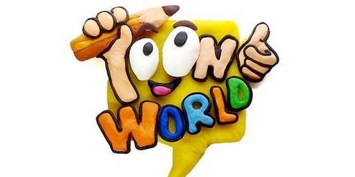 Toonworld Animation Workshop - School Holidays - Orange City Library