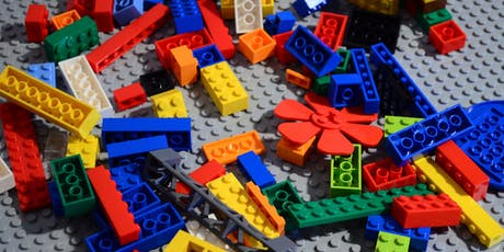 Lego Club @ Launceston Library tickets