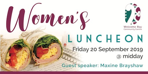 Women's Luncheon Sept 2019