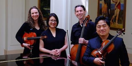 Black Mountain Piano Quartet: Frolic and Fantasy tickets