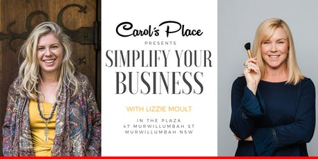 Simplify your Business Series:  Newsletters & Email Marketing tickets