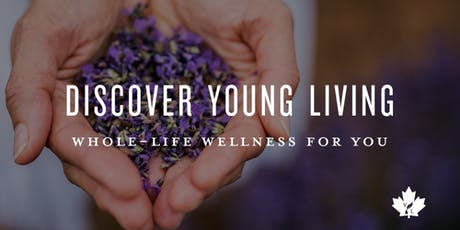 Discover Young Living - Oct 2 tickets