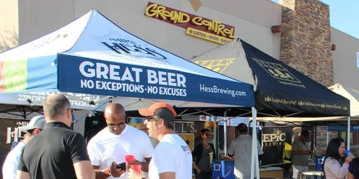 6th Annual Red White and Brew Festival