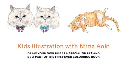 Learn how to draw your favourite Pilbara pet!