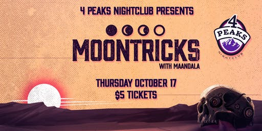 MoonTricks w/ Maandala