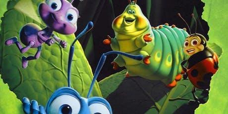 School Holiday Fun: Friday Flicks – A Bug's Life [G] tickets