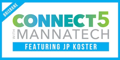Connect with Mannatech featuring JP Koster - Brisbane