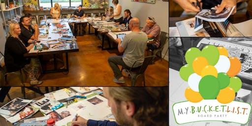 Bucket List Board Workshop