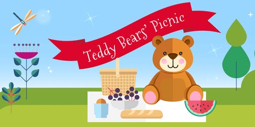 Teddy Bear's Picnic - Special Toddler Time Session