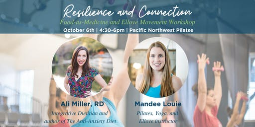 Resilience and Connection: A Food as Medicine and Ellove Movement Workshop