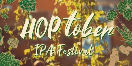 Hoptober IPA Festival tickets