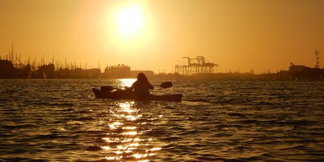 Sunset / Full Moon Kayaking Tour tickets