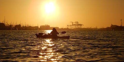 Sunset / Full Moon Kayaking Tour