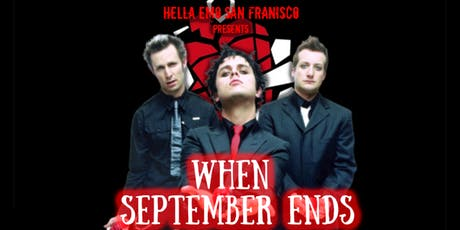When September Ends tickets