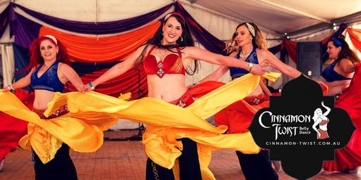 Learn how to belly dance class