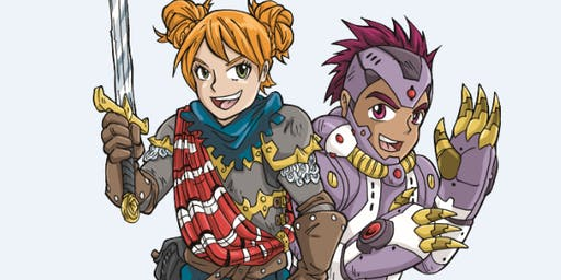 Manga/Anime drawing class