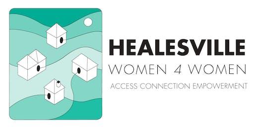Healesville Women 4 Women Spring Gathering