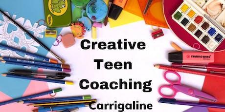 Creative Teen Coaching - Carrigaline tickets