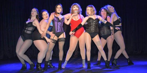Behind the Burlesque Workshop with Maddy Bou