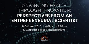 Advancing Health through Innovation: Perspectives from...