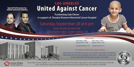 Fundraising Gala Dinner in Los Angeles