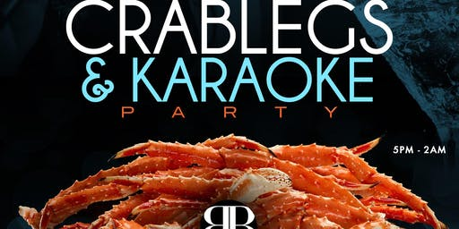 Regrand-Opening/  All You Can Eat Crab & Karaoke