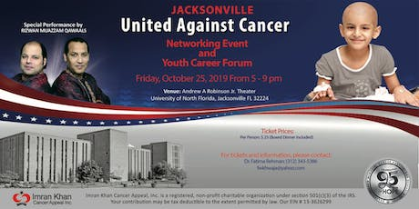 SKM Fundraising Networking & Youth Career Forum in Jacksonville tickets