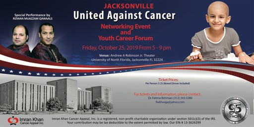 SKM Fundraising Networking & Youth Career Forum in Jacksonville